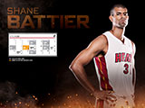 Shane Battier April Schedule Wallpaper