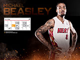 Michael Beasley April Schedule Wallpaper