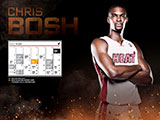 Chris Bosh March Wallpaper