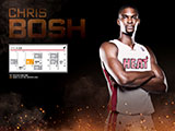 Chris Bosh April Schedule Wallpaper