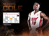 Norris Cole March Wallpaper