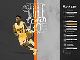 Norris Cole March Name Collection Wallpaper