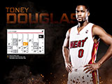 Toney Douglas March Wallpaper
