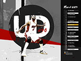 Udonis Haslem March Name Collection Wallpaper