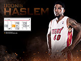 Udonis Haslem April Schedule Wallpaper