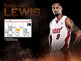 Rashard Lewis March Wallpaper