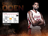 Greg Oden March Wallpaper