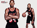 Ray Allen Throwback Black Wallpaper