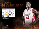 Udonis Haslem January Calendar Wallpaper