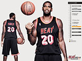 Greg Oden Throwback Black Wallpaper