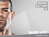Shane Battier White Hot Wallpaper