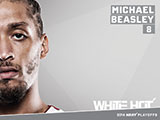 Michael Beasley White Hot Wallpaper