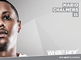 Mario Chalmers White Hot Wallpaper