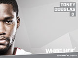 Toney Douglas White Hot Wallpaper