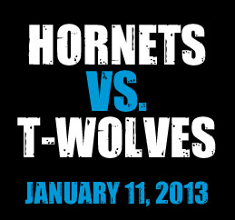 Hornets vs. Timberwolves