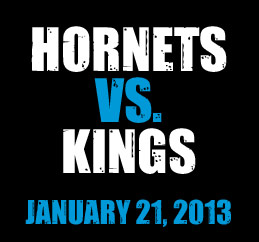 Hornets vs. Kings