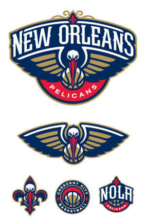 Pelicans Project A Personal One For Logo Designer