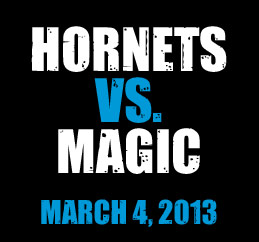 Hornets vs. Magic