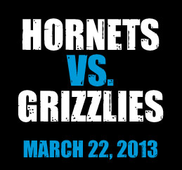 Hornets vs. Grizzlies