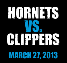 Hornets vs. Clippers