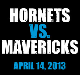 Hornets vs. Mavericks