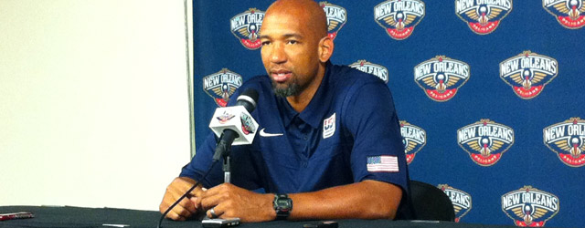 Monty Williams Overwhelmed By USA Selection