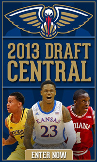 Pelicans Draft Central