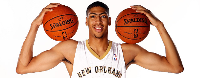 Anthony Davis - It's grind time now