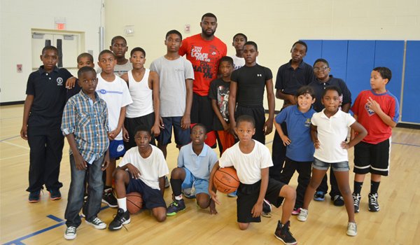 Tyreke Evans and Team Go