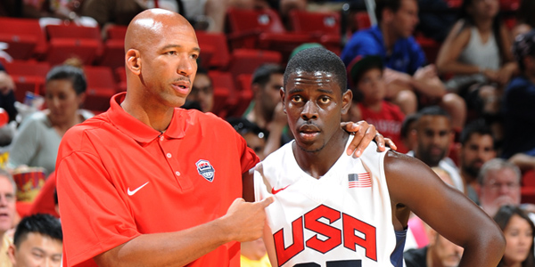 Top 20 Reasons To Be Excited About Pelicans Training Camp - Monty Williams