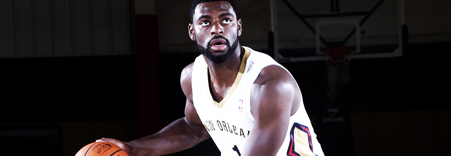 Tyreke Evans finds stability, new role in NOLA