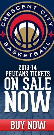 Pelicans Tickets On Sale Now