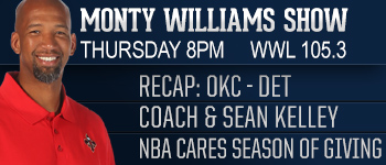 Monty Williams Show