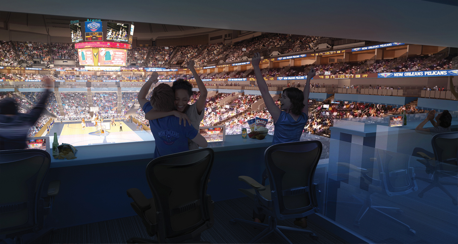 2013-14 Premium Seating: Loge Box Seating | THE OFFICIAL ...