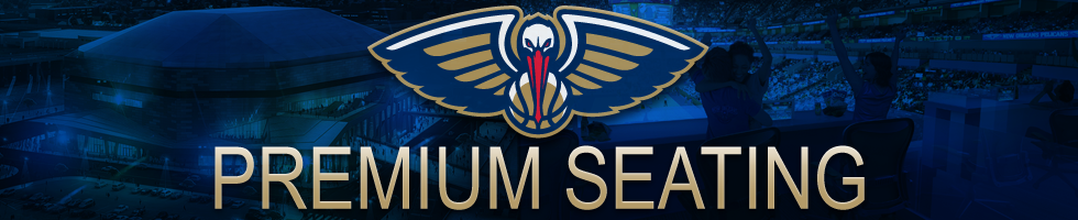 New Orleans Pelicans Premium Seating