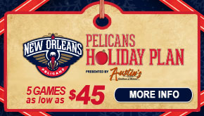 Pelicans Holiday Plan