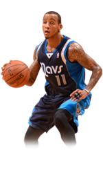 Mavericks Monta Ellis