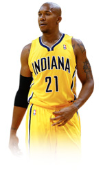 Pacers David West