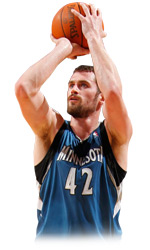 Timberwolves Kevin Love