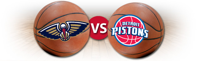 Pelicans vs. Pistons Game Preview