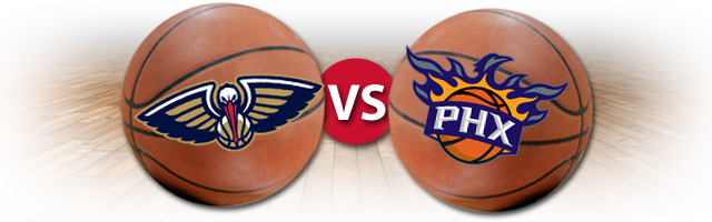 Pelicans vs. Suns Game Preview