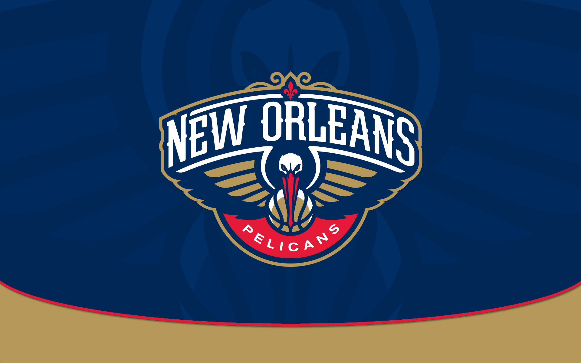 New orleans pelicans logos unveiled new orleans pelicans buycottarizona Images