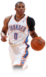 Thunder Russel Westbrook