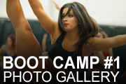 Boot Camp Day #1 Photo Gallery
