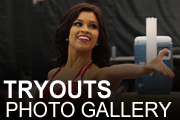 Dance Team Tryouts Photo Gallery