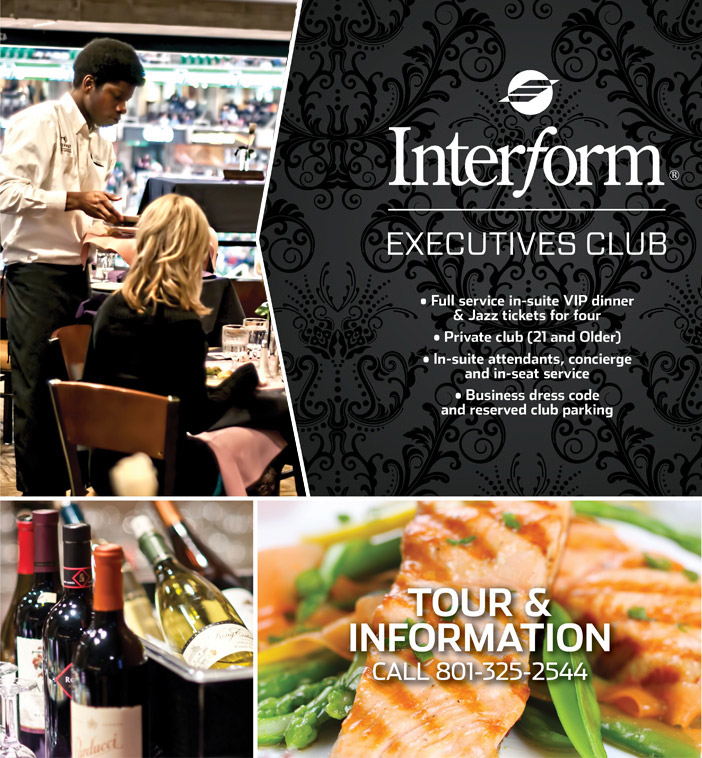 Interform Executives Club - Utah Jazz