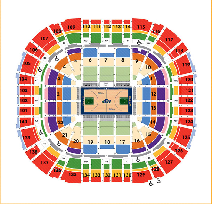 Utah Jazz Season Tickets  THE OFFICIAL SITE OF THE UTAH JAZZ