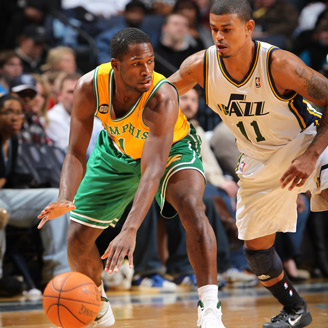 Jazz-Grizzlies