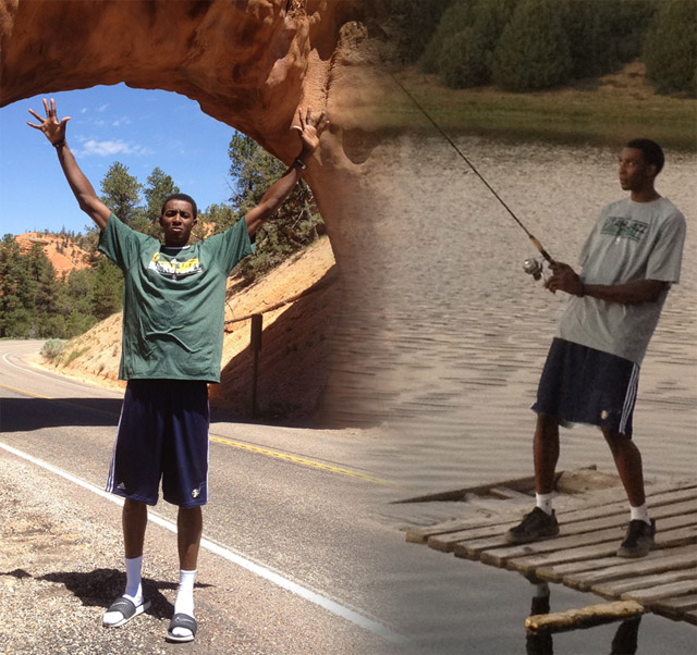 Blog: Junior Jazz Road Trip by Jeremy Evans