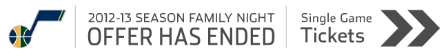 2013 Family Night: Offer Ended